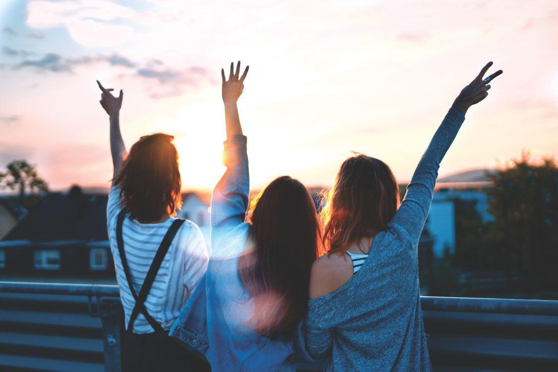 Freunde - Altersvorsorge, die oft vergessen wird