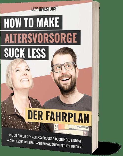Altersvorsorge Fahrplan LazyInvestors